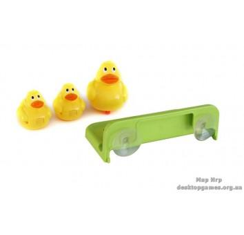 Игрушка для ванной Семья уток
