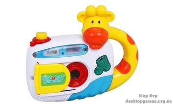 Музыкальная игрушка-калейдоскоп «Фотоаппарат».