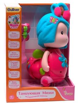 Интерактивная игрушка - Танцующая Мими