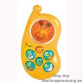 Интерактивная игрушка ТЕЛЕФОН БАНИ (русский язык)