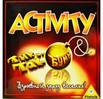 Активити Тик Так Бумм
