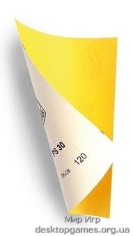 Наждачная бумага, 4 штуки (80, 120, 180, 240)