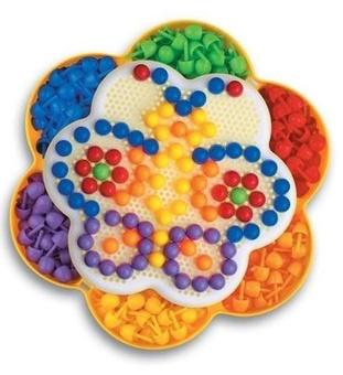 Набор Для занятий мозаикой (120шт)