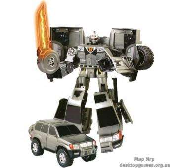 Робот-трансформер - TOYOTA LAND CRUISER (1:18)