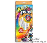 """Набор """"Забавные животные"""" серии Blendy pens: 6 фломастеров, 6 3Д моделей"""