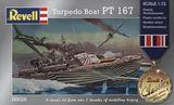Торпедный катер PT 167 (1941г., США)