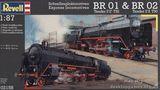 Экспресс локомотивы BR 01 и BR 02