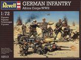 Немецкая пехота-африканский корпус