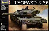 Танк Леопард (Leopard) 2 A6