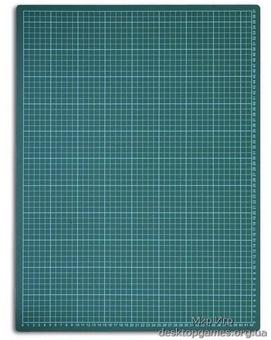 Коврик для резки А2 (420 * 595 * 3 мм)