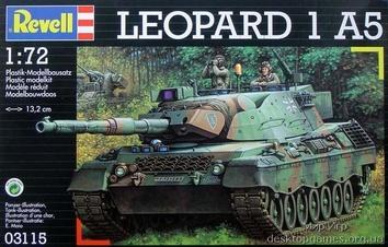 Танк Leopard 1 A5 (1965г.,Германия)
