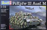Танк PzKpfw. III Ausf. M (1942г., Германия)