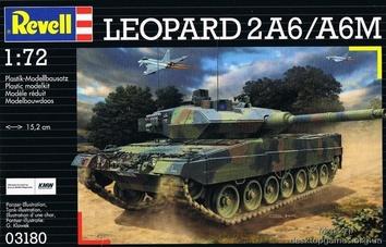 Танк Leopard 2 A6M (2001г.,Германия)