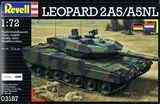 Танк Leopard 2A5 / A5NL (1995г., Германия)
