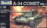 Танк A34 Comet (1944г.,Великобритания)