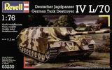 Самоходно-артиллерийская установка (САУ) Jagdpanzer IV L/70