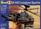 """Боевой вертолет """"Longbow Apache AH-64D"""""""