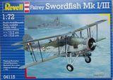 Торпедоносец-бомбардировщик Фэйри Суордфиш Mk.I/III