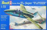 Самолет Focke Wulf TL-Jager  Fitzer
