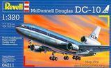 Пассажирский самолёт Дуглас DC-10  KLM
