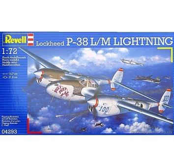 Тяжёлый истребитель Локхид P-38 «Лайтнинг»