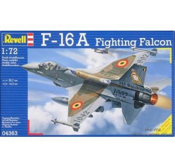Лёгкий истребитель F-16A «Файтинг Фалкон»