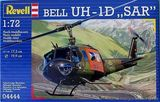 Многоцелевой вертолёт Bell UH-1D SAR