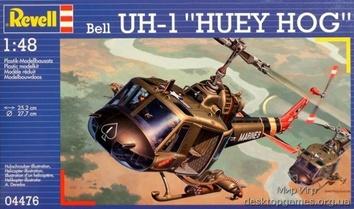 Вертолёт Белл UH-1C/B «Хьюи Хог»
