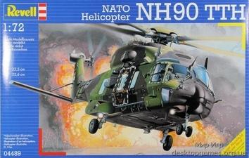 Многоцелевой вертолёт NH-90 Nato Helicopter