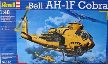 Вертолет Белл AH-1F «Кобра»