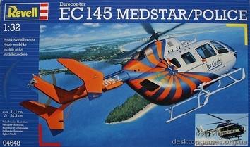 Вертолет EC145 MEDSTAR / Police