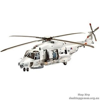 Вертолет (2001г.,Герм./Франция/Нидерланды/Италия) NH-90 NFH Navy
