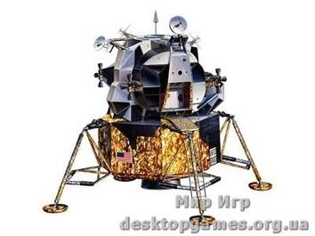 Лунный корабль (1963-1969гг.,США) Apollo