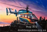 "Вертолёт Eurocopter BK 117 ""Space Design"""