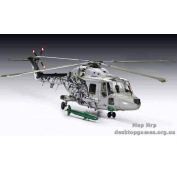 Многоцелевой вертолёт  Westland Lynx HAS.3