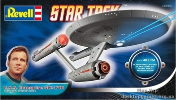 Звездолет Enterprise NCC-1701