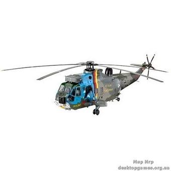 "Вертолет (1972г.,Великобритания) Sea King Mk.41 ""Anniversary"""