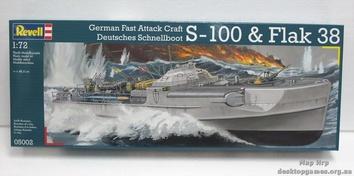 Катер (1944г.,Германия) Speed Boat/Fast attack craft