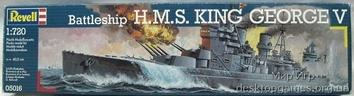 Линейный корабль «Кинг Джордж V»