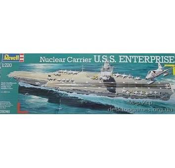 Авианосец США «Энтерпрайз»