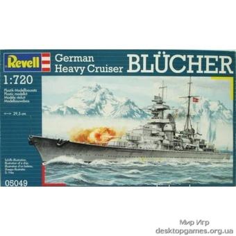 Тяжёлый крейсер «Блюхер»