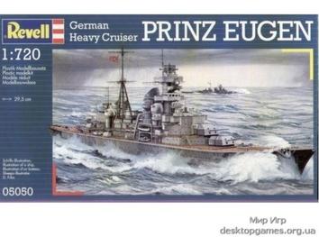 Тяжёлый крейсер «Принц Ойген»