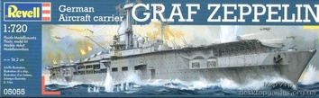 Авианосец Graf Zeppelin
