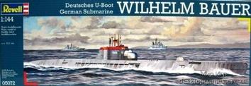 Электролодка U-2540 «Вильгельм Бауэр»