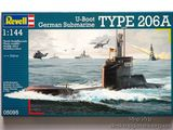 Подводная лодка проекта 206