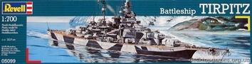 Линейный корабль «Тирпиц» (Tirpitz)