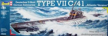 Подводная лодка U-Boot Typ VIIC/41
