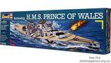 Линейный корабль H.M.S. Prince of Wales