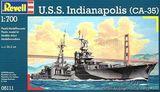 Крейсер U.S.S. Indianapolis (CA-35)