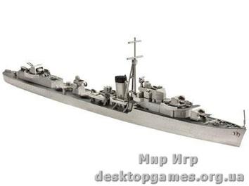 Британский лёгкий крейсер H.M.S. Kelly